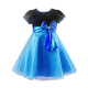 Wholesale Beautiful Top Grade Princess Dresses Cheap Price Baby Girls Velvet Party Dresses Flower Tutu Clothing Purple Pink