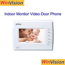 Top Quality Dahua VTH1520AH Building Alarm integration SD Record Snapshot IP Indoor Monitor Video Door Phone Intercom System