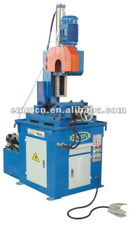 CS350 hydraulic semi-automatic metal circular sawing machine