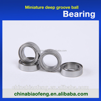 OEM Single Row Roller Skates Ball Bearing Sizes Groove Ball Bearing