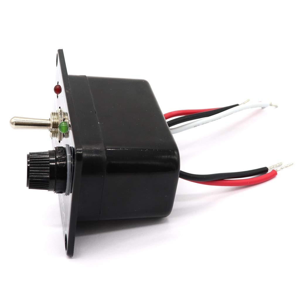 Cheap Manual Transfer Switch Panel Find Installation Instructions Circuit Breaker Electric Get Quotations Magideal Marine Bilge Pump Led Fused Off Auto