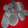 sintered metal 304 stainless steel filter mesh screen/10 micron mesh filter disc