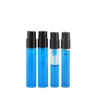 Vial glass perfume bottle perfume sprayer small empty perfume bottles