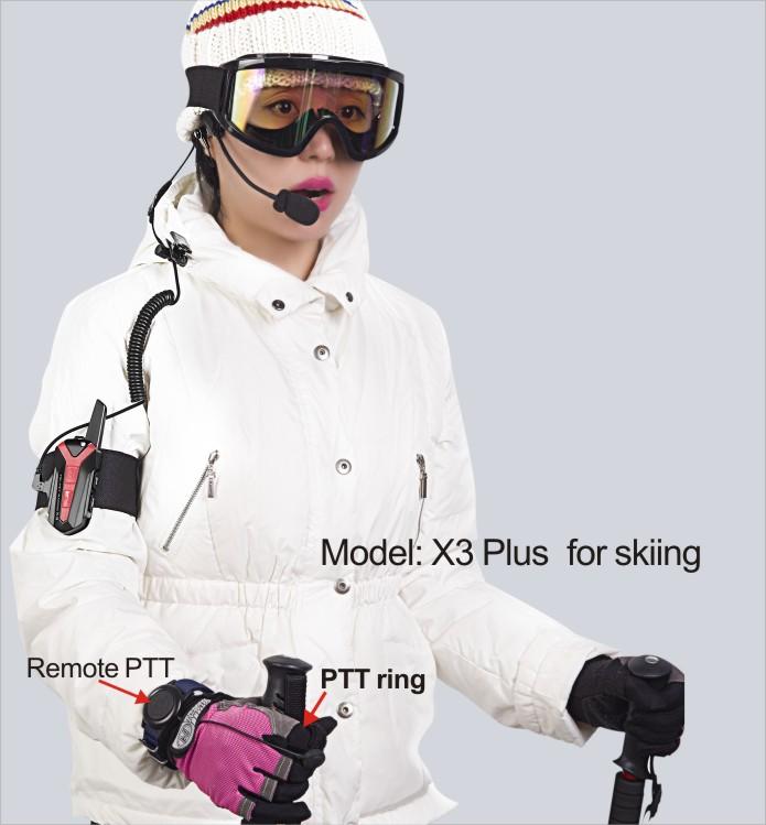 Est High Quality Wearable Ski Walkie Talkie Intercom Two Way Radio Skiing Product On Alibaba