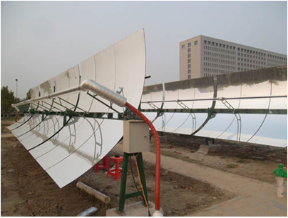 Concentrated Solar Power Plant Parabolic Dish Solar