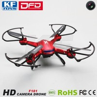 DFD F181 2GB SD card propel rc helicopter parts airplane with 0.3MP/2MP camera