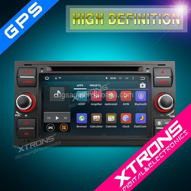 Xtrons pf75qsfa b 7 android 5 1 pc de voiture pour ford for Miroir pc ecran
