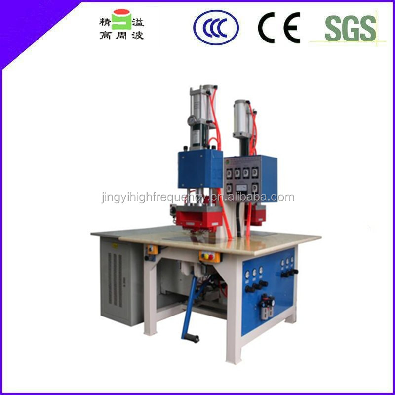 Anti-Spark Protection 10KW Mobile Cover High Frequency Welding And Cutting Machine (JY10000TR)