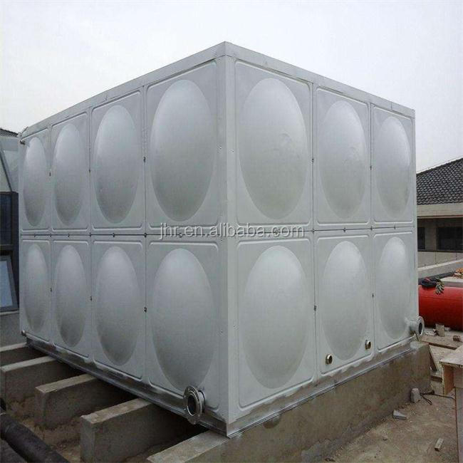 SMC collapsible water tank in Middle east market