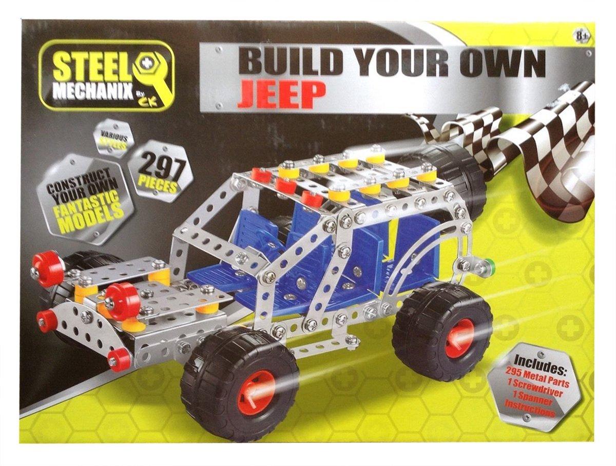 Wonderful Get Quotations · Steel Mechanix Build Your Own Jeep
