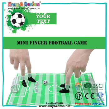 Hot Promotional Toys Mini Desktop Finger Football Games Buy