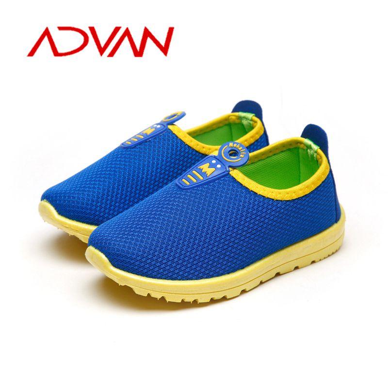 95883c2f2 Clásico superior de la tela de eva cubierta de malla transpirable  antideslizante niños zapatos casuales de