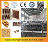Healthy Snack Chocolate Nut Cereal Energy Bar Making Machine / Cereal bar making machine