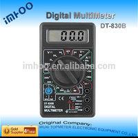 Popular pocket cheap Test Ohm Digital multimeter dt33c