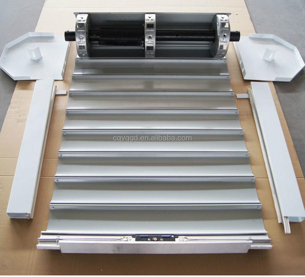 Manual Wind Proof Steel Roll Up Garage Doors Price Buy