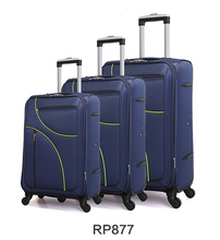 Nylon 4 Roues Valise Souple Spinner Léger <span class=keywords><strong>Sac</strong></span> <span class=keywords><strong>de</strong></span> Bagage <span class=keywords><strong>de</strong></span> Chariot <span class=keywords><strong>De</strong></span> <span class=keywords><strong>Voyage</strong></span>