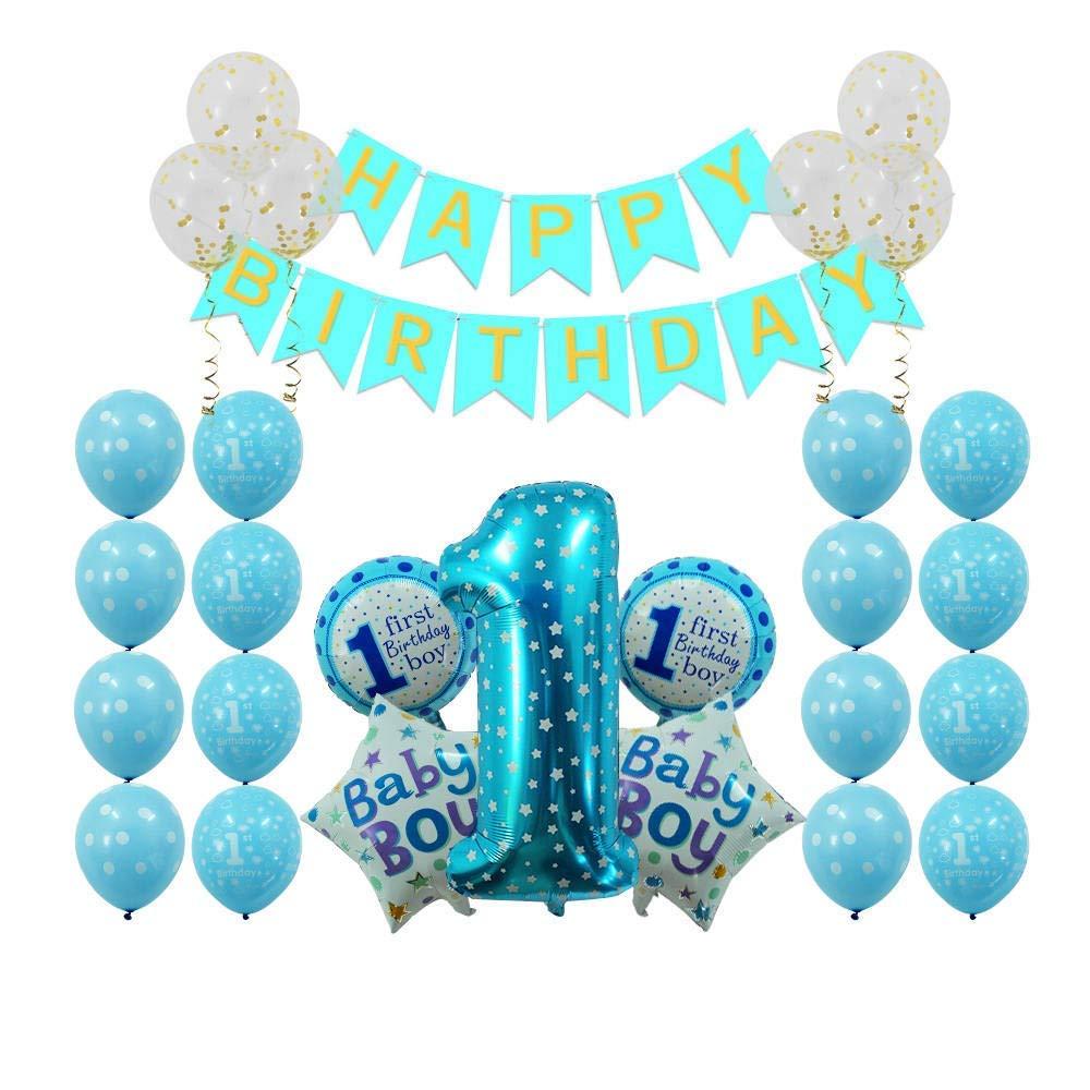 Cheap 1st Birthday Boy Party Decorations Find 1st Birthday Boy
