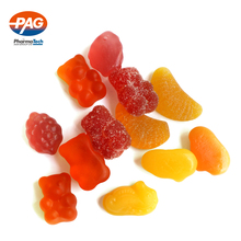 OEM brand contract manufacturing,vitamin gummy bear oem private label