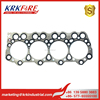 Mitsubishi 4D33 cylinder head gasket for CANTER 4200 ME013334,ME011085,ME011098,ME011077