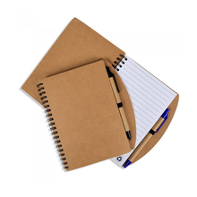 Cheap wholesale coil bound subject spiral notebook