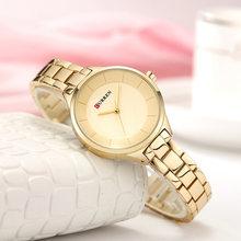 Curren Мужские часы женские часы Топ бренд Роскошные модные синие стильные кварцевые женские часы водонепроницаемые парные часы мужские нару...(Китай)