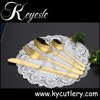 18/10 stainless steel cookware sets gold cutlery wholesale