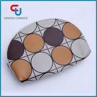 High Quality Cheap Stain Round Makeup Packaging Bag