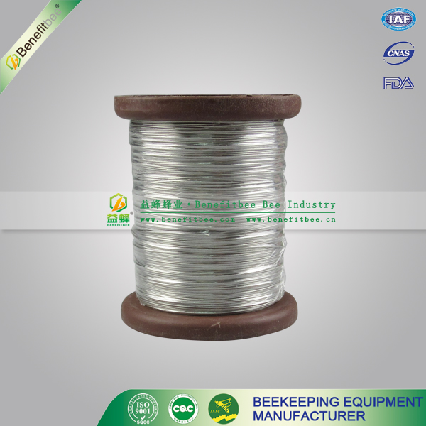 0.5kg/roll Stainless steel beekeeping wire bee frame wire