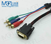 high quality 4K 10.2gbps vga to s video cable for HDTV