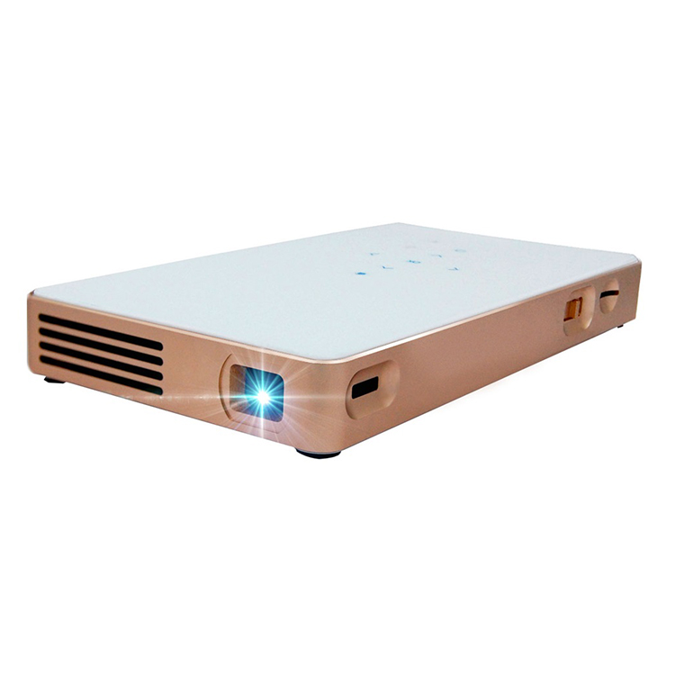B2GO OEM Customize 4K HD 1080P RK3128 Quad Core Home Theater Dual Band Wifi Mini Led 1GB 8GB Mini <strong>Projector</strong>