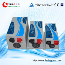 Xindun W9 solar panel offgrid low frequency inverter converter dc to ac inverter 3000w price for car