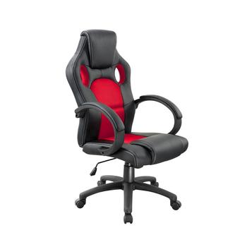 Pleasing Comfortable Modern Executive Pvc Office Chair With Headrest Gaming Chair View Pvc Office Chair Lensun Product Details From Anji Liansheng Furniture Pdpeps Interior Chair Design Pdpepsorg