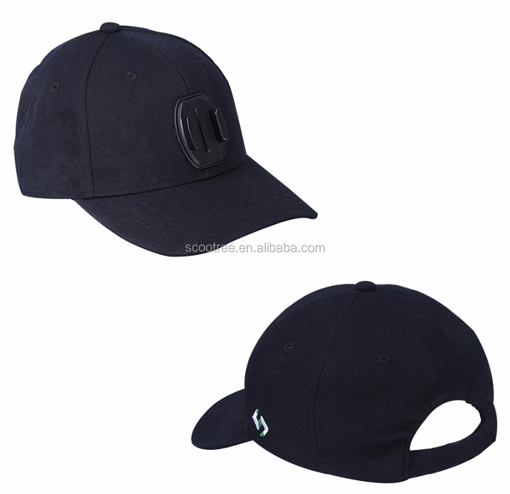 c31f536cab2 Smatree Baseball Hat For Gopros Smahat H1 With Quick Release Buckle Mount  For Go Pro Hero5