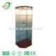 Retail Jewelry Countertop Glass Display Stands