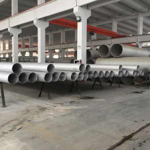 Professional Manufacturer ASTM SS304 316 Stianless Steel Pipe