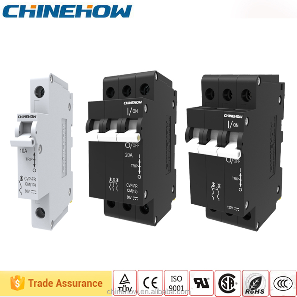 3 Poles Number Moulded Case Type Earth Leakage Circuit Breaker