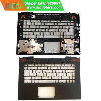 Original New Complete Shell Laptop Parts For Lenovo Y40-70 Y50-70 Y70-70  Y40 Y50 Palm Rest C Cover Keyboard Bezel And Touch Pad - Buy Y50 Palm Rest  C
