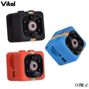 Mini Camera SQ11 SQ8 HD Camcorder Night Vision Micro Camera 1080P Sports Mini DV Voice Video Recorder for Car Driving