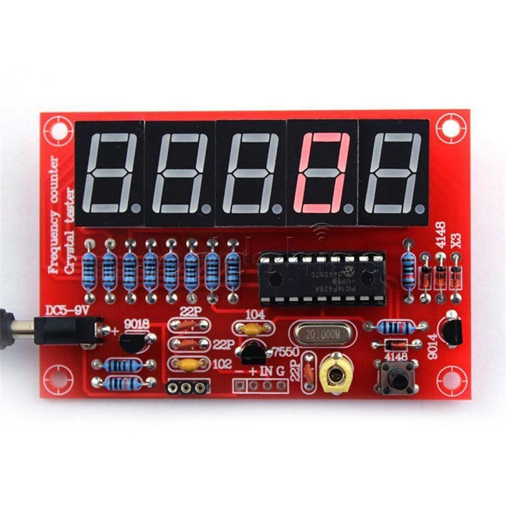 Cheap Simple Crystal Oscillator Circuit Find Rf Oscillators The As A Element Diy Kits 1hz 50mhz Frequency Counter Meter Digital Led Pic Is