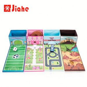 Game mat good quality basket nonwoven storage box