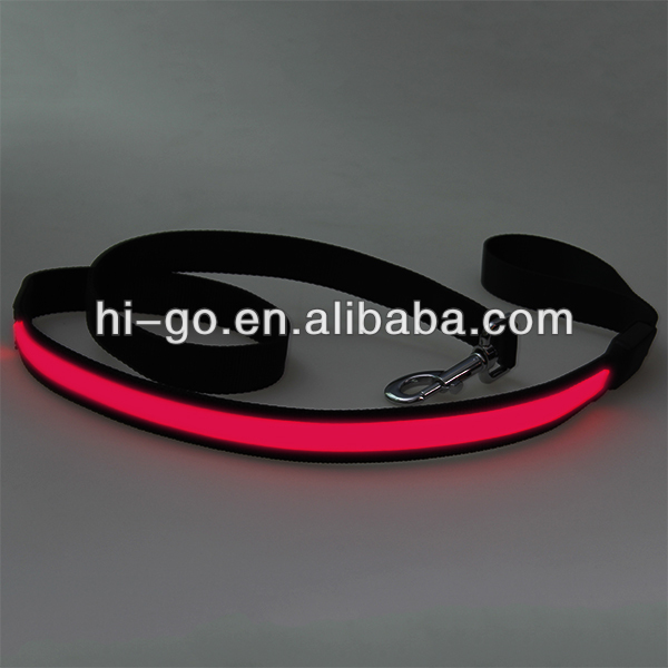 2014 top quality glowing wholesale dog accessories