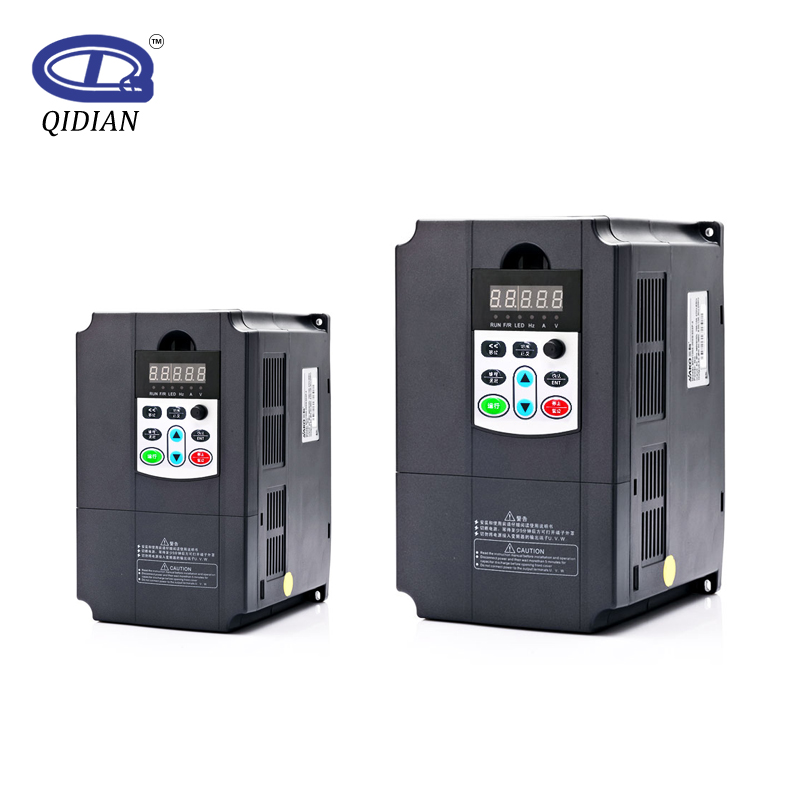 High quality low price 4kw 5.5kw 7.5kw sensorless vector control vfd ac drives ac frequency inverter for fans and pumps