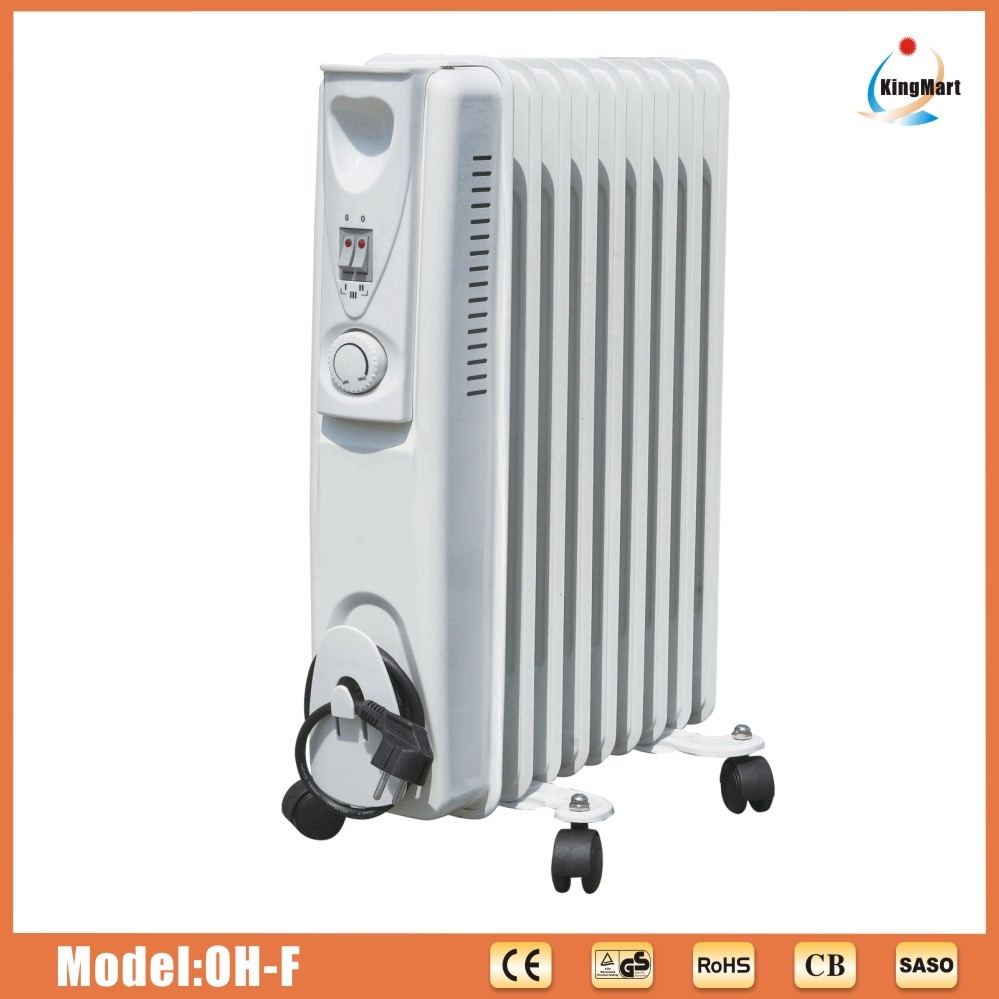 Factory price Oil heater With Overheat Protection System