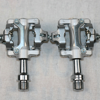 Enwe Wellgo Durable Aluminum Pedal MTB Bike Pedals Wellgo Pedal W01 for Mountain Bike
