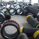 PN25 150mm HDPE Dredging Plastic Agricultural Pipes