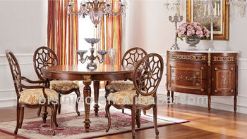 Versailles Palace Furniture Replica, King Louis Style Gilt Bronze Mounted Dining  Room Set