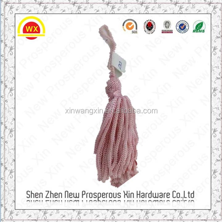 Factory direct sale all kinds of material chinese knot tassel