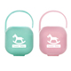 BPA free plastic baby soother container holder pacifier dummy box travel storage