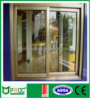 aluminum windows drawing for External Profile