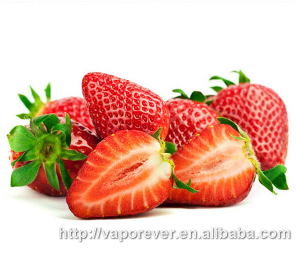 Fruit Strawberry e -liquid flavoring concentrate juice flavor / flavour / flavoring for Rba Rda Sub-Ohm Mod